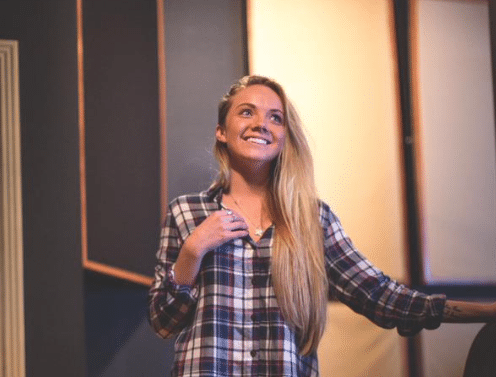 What has Danielle Bradbery so excited?