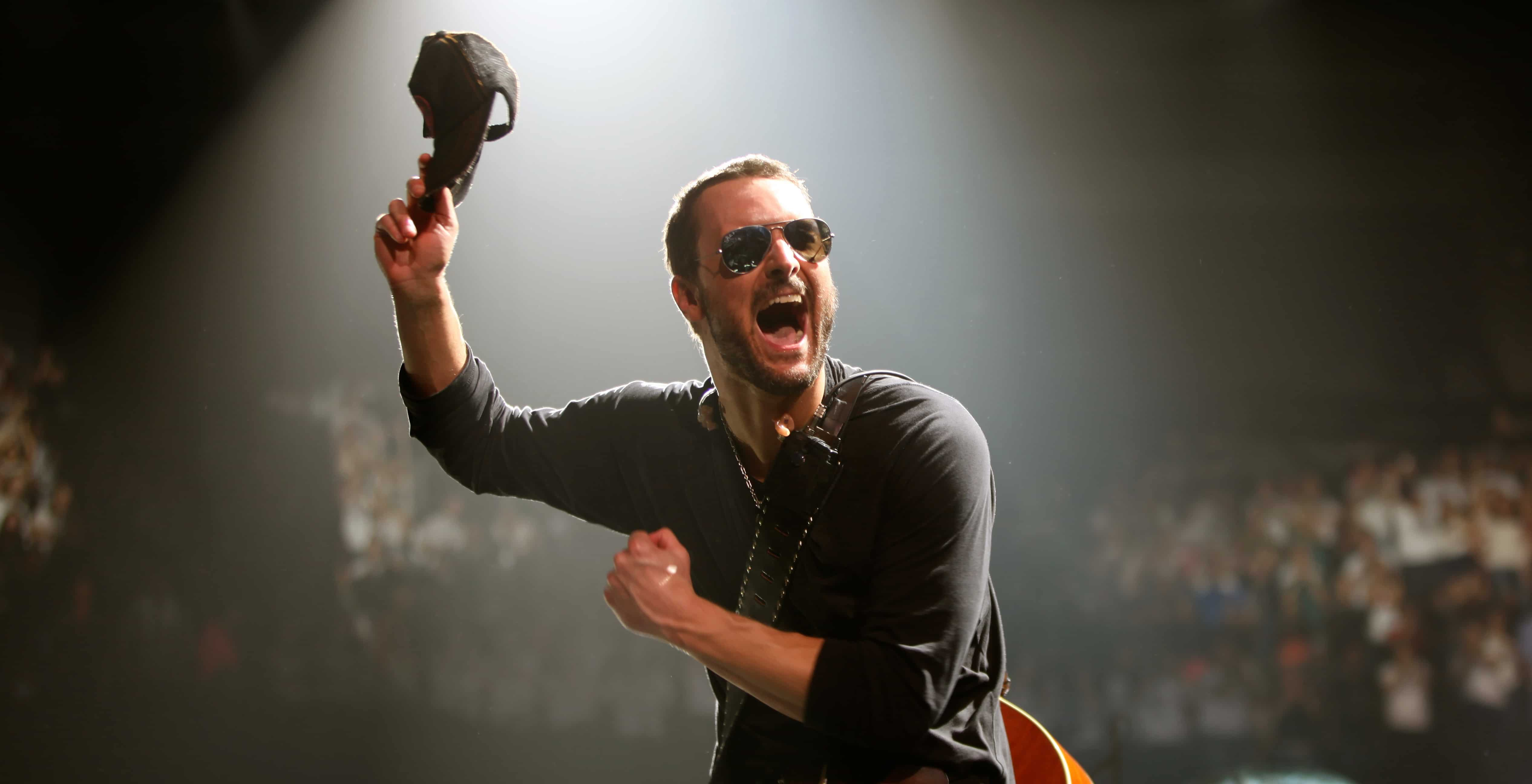 Read more about the article Eric Church to get his own Country Music Hall of Fame exhibit