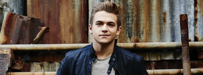 Hunter Hayes knows how to do what moves him….