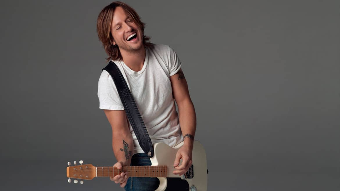 Keith Urban to Be Honored By Country Music Hall of Fame