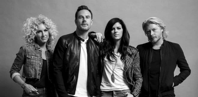 Read more about the article Watch Little Big Town pay tribute to Prince in concert