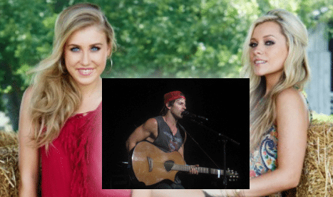 Read more about the article Maddie & Tae's Maddie says what we are all thinking about Kip Moore's arms