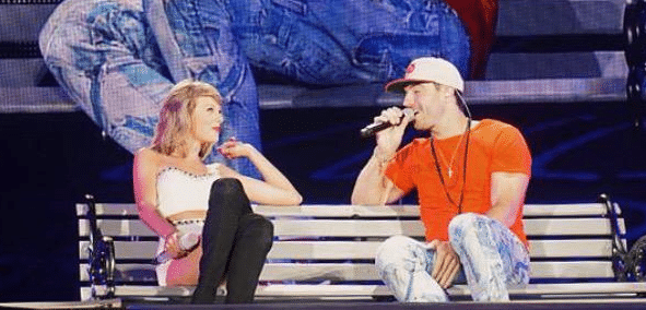 Sam Hunt was Taylor Swift's surprise guest-Only one problem, who is Sam Hunt?