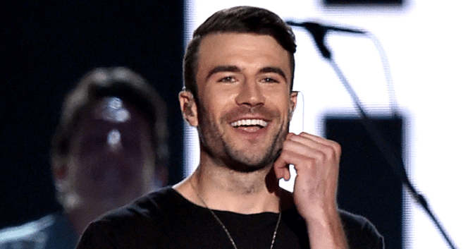 Sam Hunt's free fall on Pop charts isn't so bad…
