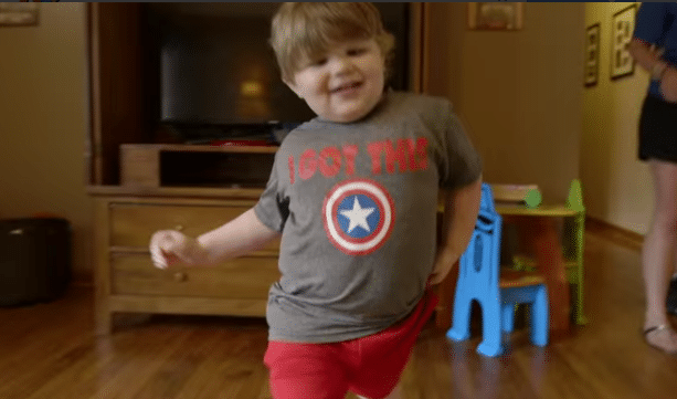 """""""Brave Billy"""" Dancing to Taylor Swift Will Make Your Day"""