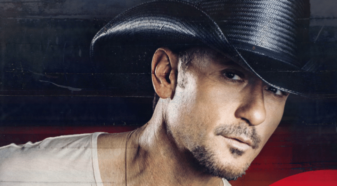 Tim McGraw shares first listen of new single with astronauts in space