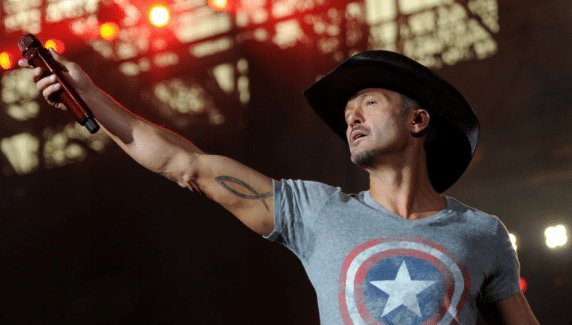 Read more about the article You can keep Ariana Grande, I'll take Tim McGraw…