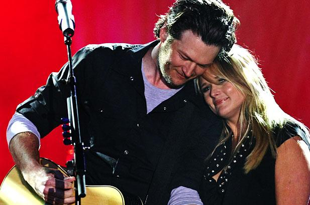 Read more about the article Miranda Lambert and Blake Shelton Extend Twitter Olive Branch to Each Other