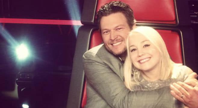Read more about the article Is Blake Shelton Recording with RaeLynn?
