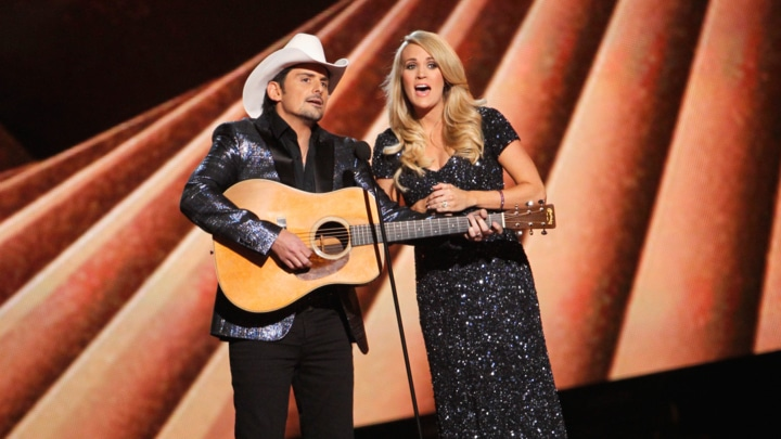 """Read more about the article Brad Paisley, Carrie Underwood & More are """"All for the Hall"""""""