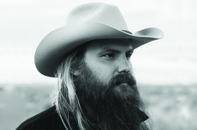 Chris Stapleton forced to postpone show after losing voice