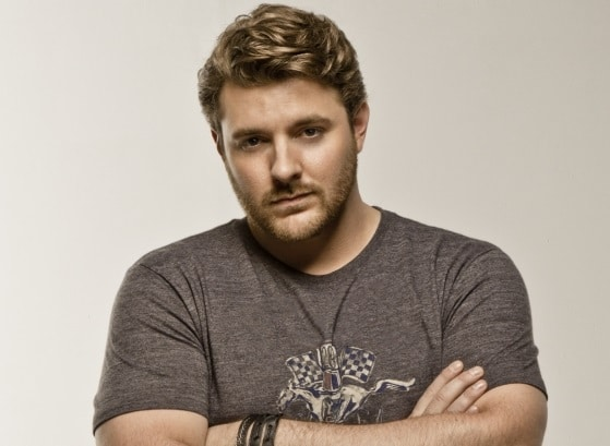 Chris Young knows what is important this 4th of July