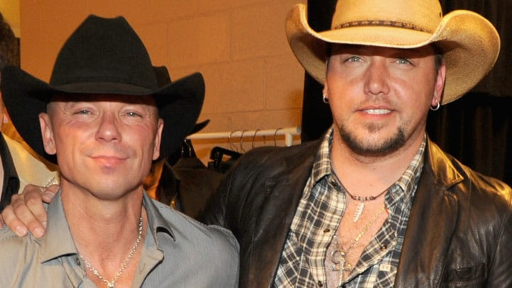 The Stars Came Out to Support Kenny Chesney and Jason Aldean