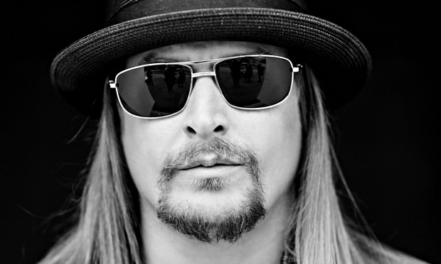 """Kid Rock to Confederate Flag Protesters: """"Kiss My A.."""""""