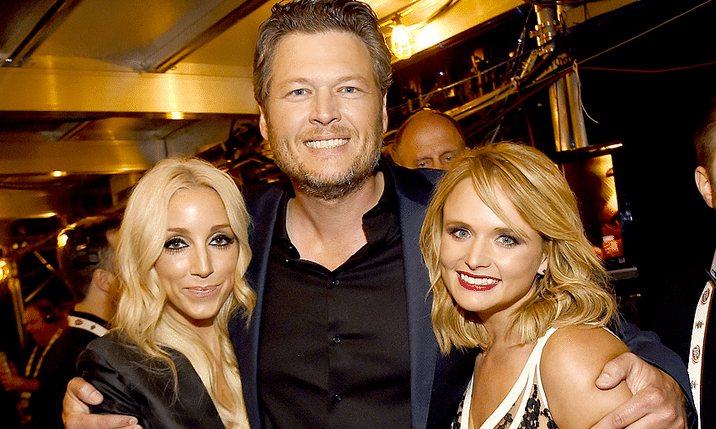 Ashley Monroe Addresses Being in the Middle of Blake's and Miranda's Tweets