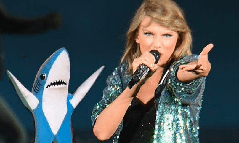 Read more about the article Did Taylor Swift Throw Shade at Katy Perry During a Recent Show?