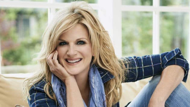 Take a Shower; You May End Up a Superstar Like Trisha Yearwood