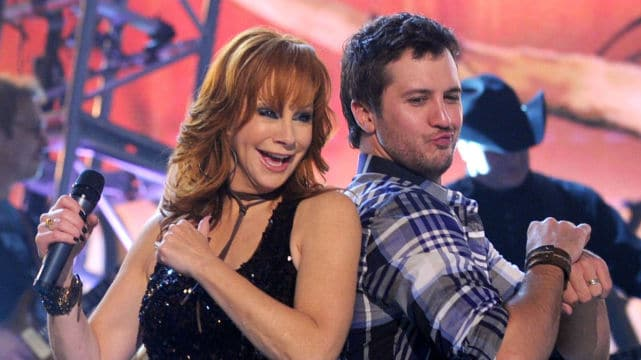 What Country Superstar Did Reba Have Lunch with in NYC?