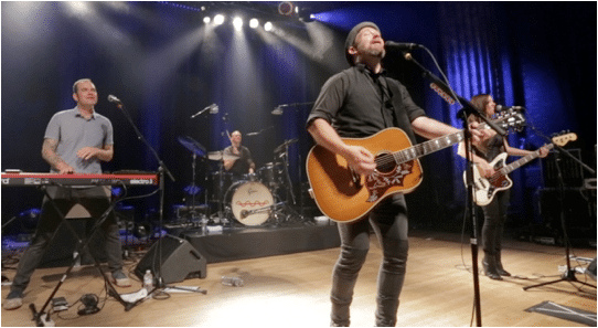 "Kristian Bush to be Featured in Nash TV Films' First Feature ""Walk Tall"""