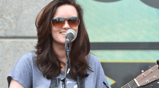 Read more about the article Do yourself a favor and listen to some Brandy Clark today…