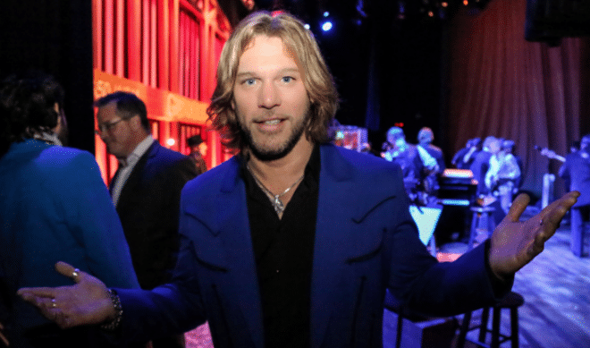 Craig Wayne Boyd's Baby Puts a Smile on His Face