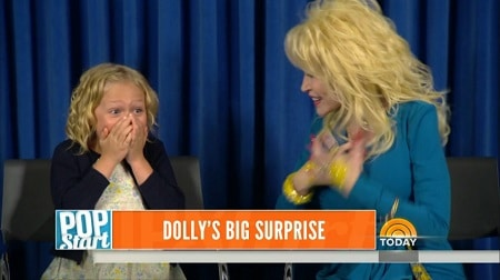 Read more about the article Dolly Parton announces Dolly Parton on the Today Show