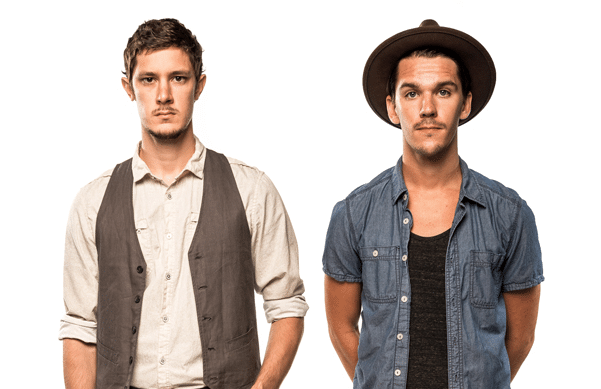 Do you have John and Jacob on your playlist yet?