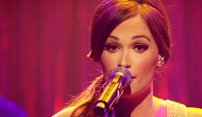 Read more about the article Two Year Old Trying to Sing Kacey Musgraves Proves Family is Family