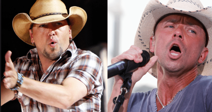 Kenny Chesney and Jason Aldean: Who has the higher ticket price?