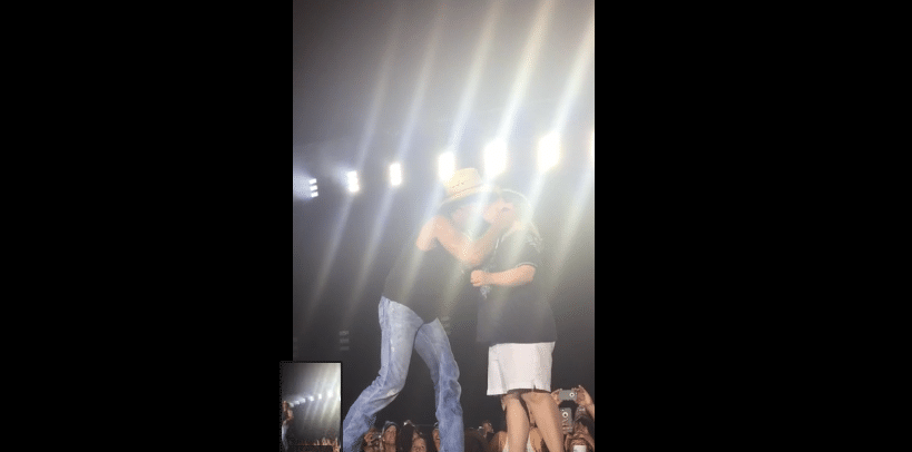 Read more about the article Watch Kenny Chesney Make a Fan's Dreams Come True