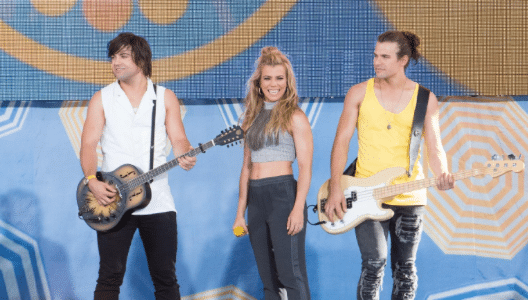 What would happen if Neil Perry were the lead singer of The Band Perry….