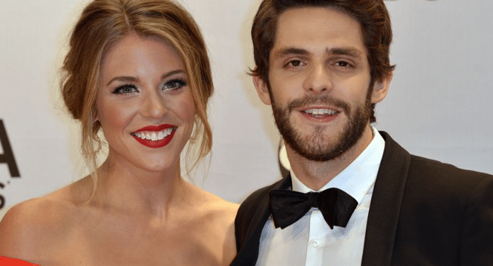 Read more about the article It's Official: Thomas Rhett Is a Happy Man