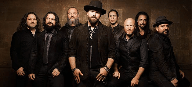 Zac Brown Band knows new sound isn't exactly country but country radio still plays them…
