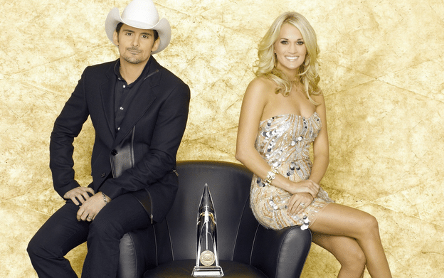 Brad Paisley & Carrie Underwood Are Crushin' It for Another Year