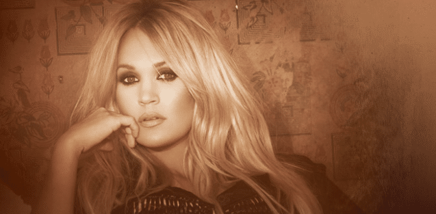 Take a Smoke Break and Watch Carrie Underwood's New Lyric Video