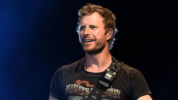 Dierks Bentley's record label apparently doesn't want you to see him singing with Taylor Swift