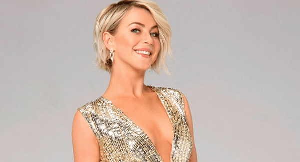 Something Has Julianne Hough Dancing…