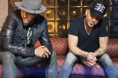 LOCASH's Preston Brust Does More Than Perform on the Opry Stage…