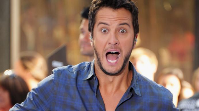 """Luke Bryan Has """"the Most Fun Day"""" with Special Fans (Watch!)"""