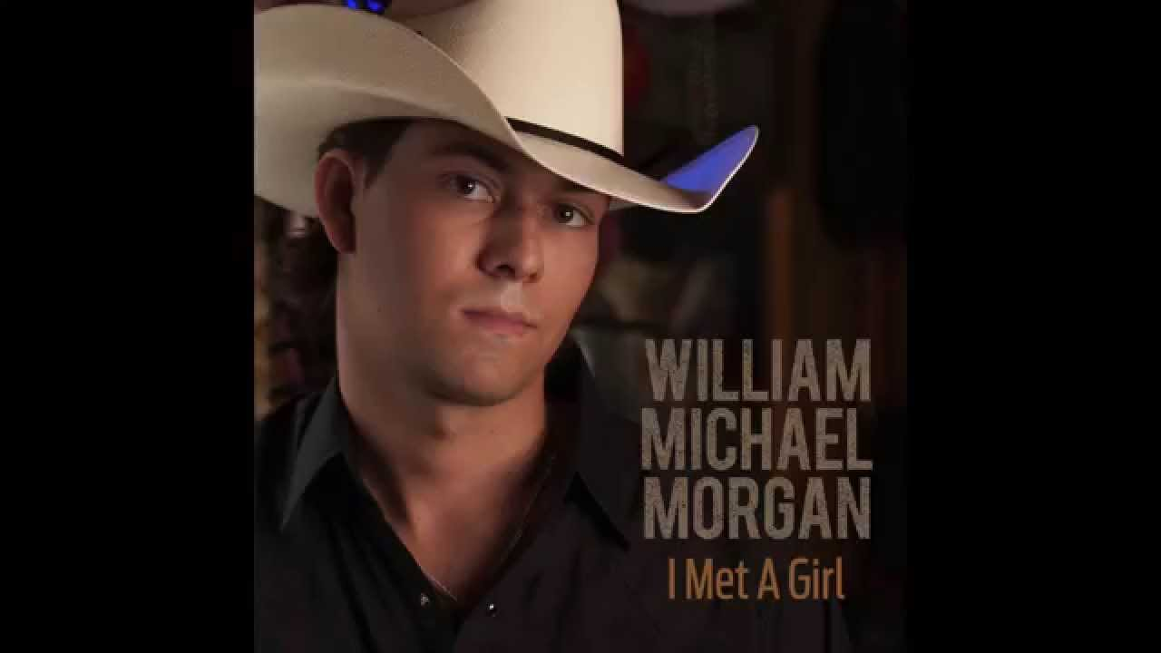 """Stop What You're Doing and Listen to """"I Met a Girl"""" by William Michael Morgan"""