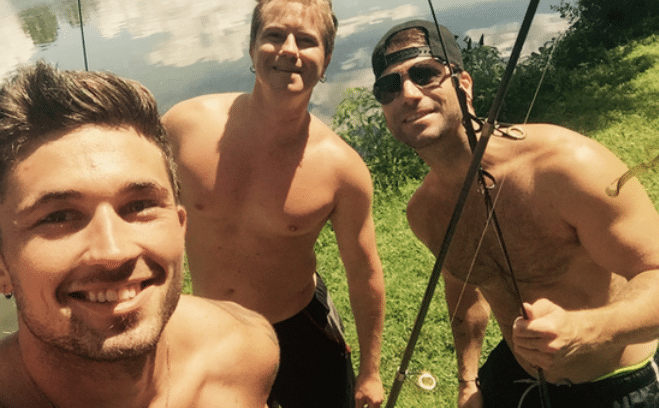 Shirtless Sunday: Country's Hottest Lose their Shirts