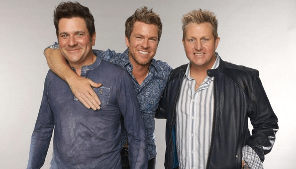 Rascal Flatts has a campaign theme song idea for Trump