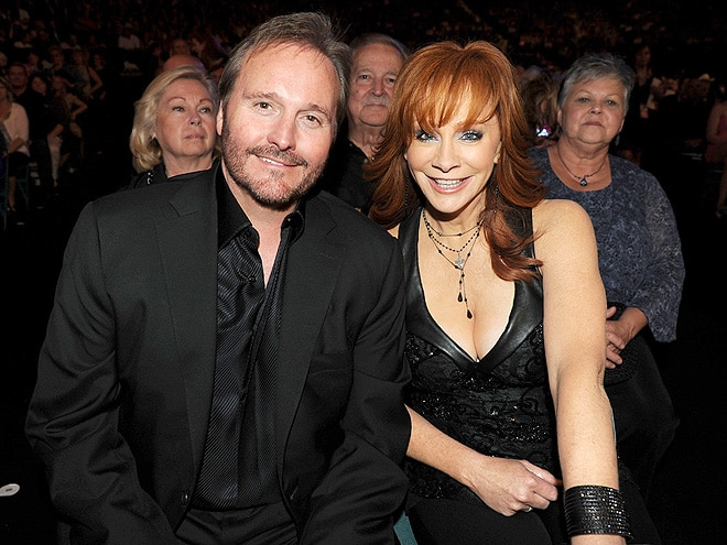 Looks Like Reba's Ex-Hubby Has Already Moved On