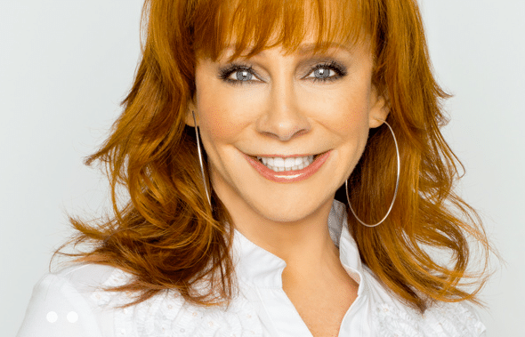 Reba McEntire Turns the Page with a Little Help