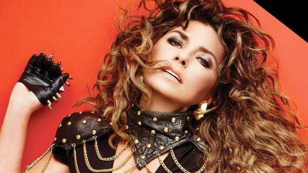Shania Twain gave fans a birthday gift for HER birthday