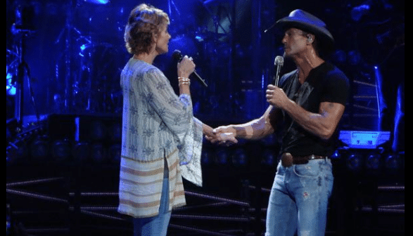 Read more about the article Tim and Faith to Announce a New Tour?
