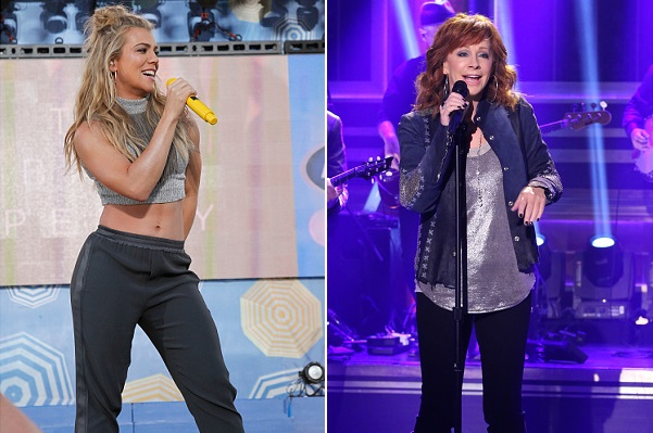 Read more about the article Reba for President? The Band Perry Votes Yes!