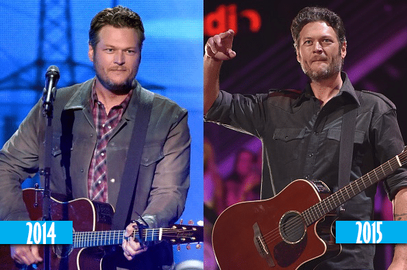 "Blake Shelton Blames Weight Loss on the ""Divorce Diet"""