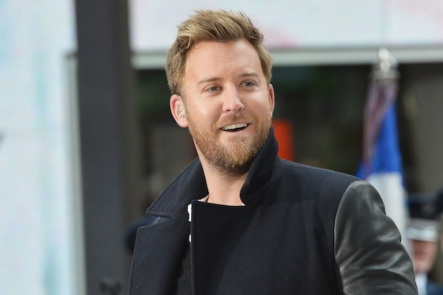 Lady A's Charles Kelley is Flying Solo on New Single…Sort Of