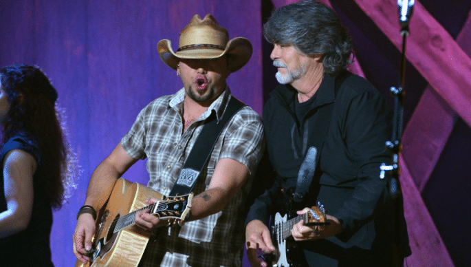 Read more about the article Jason Aldean's Alabama Melody at ACM Honors is worth a watch.